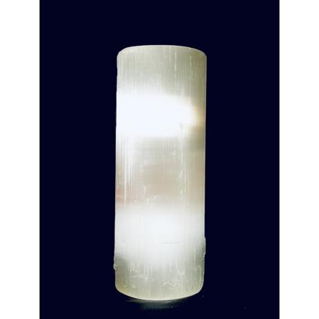 Szelenit lámpa - henger
