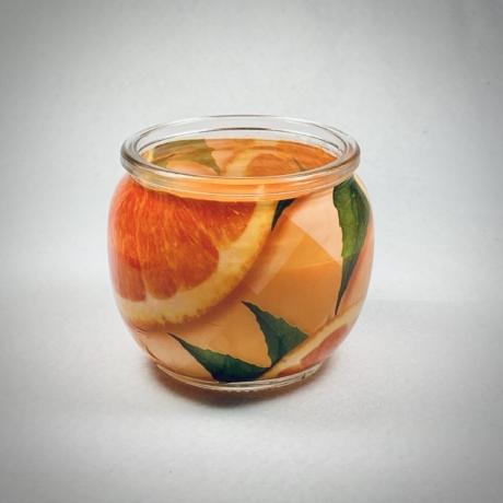 Narancs illatgyertya