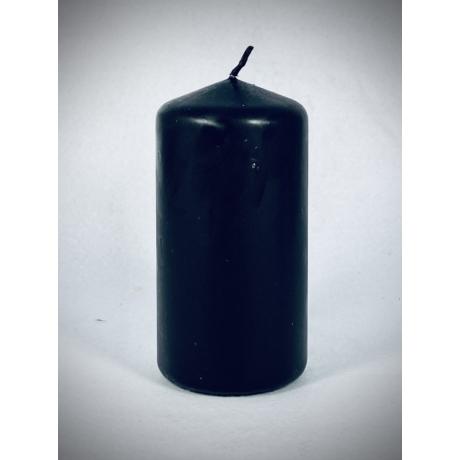 Fekete színű tömbgyertya