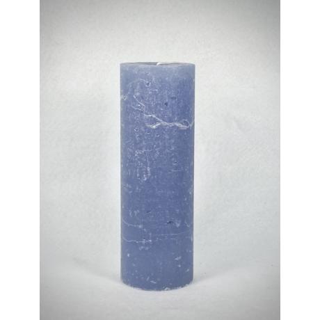 Kék színű tömbgyertya
