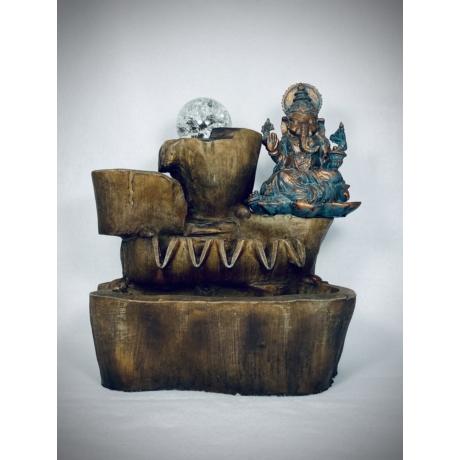 Ganesha csobogó