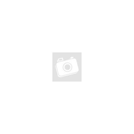 Vörös elefánt mécsestál szett Moha Achát kövekkel